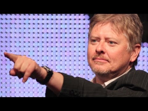 CNN: Comedian Dave Foley jokes about child support