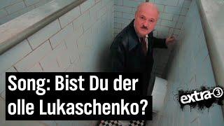 Song für Belarus Diktator Lukaschenko