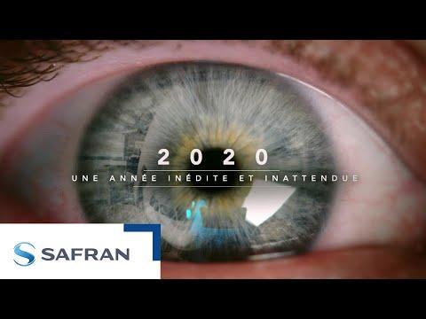 2020, une année inédite et inattendue