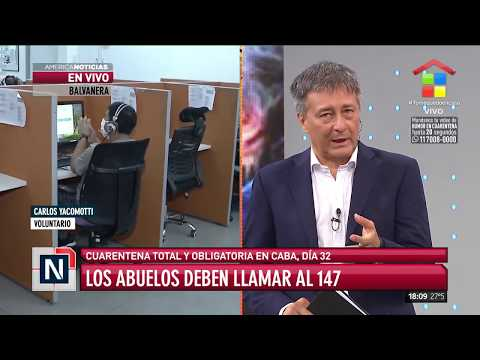 América Noticias | Programa completo (20-04-2020)