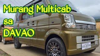 Murang Multicab sa Davao