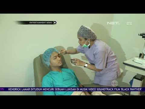 Aurel Dan Azriel Menjalani Operasi Lasik Mata