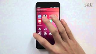 Meizu MX3 Ubuntu Demo