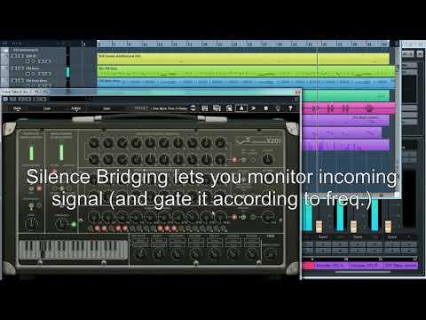 Daft Punk Vocoder how to with Xils x201 Vocoder pugin