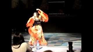 Цыганский танец 1 место