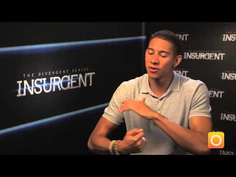 SWITCH: 'Insurgent' Keiynan Lonsdale Interview