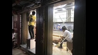 Toughened Glass Door   Partition Installation & Price Details   Interior Jagat