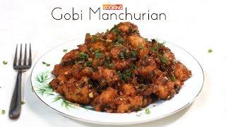 Gobi manchurian (cauliflower manchurian)  |  home cooking