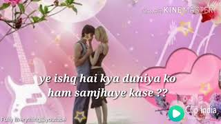 Clip India _ love WhatsApp status song.