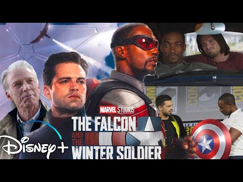 The Falcon And The Winter Soldier Starts Production!