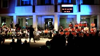 Big Band Battle -  Mission impossible theme - Musica in villa 2015