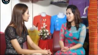 DVB -03-12-2014 Fashion Wave  (Fancy Myanmar Dress)