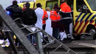Zes zwaargewonden van busramp naar Rusland overgevlogen