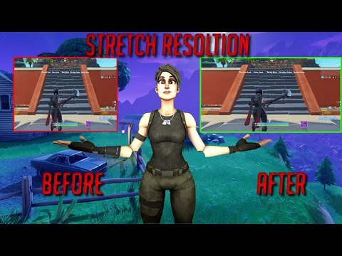 HOW TO FIX STRETCH RESOLUTION NEW! AFTER PATCH 8.30 V.2!
