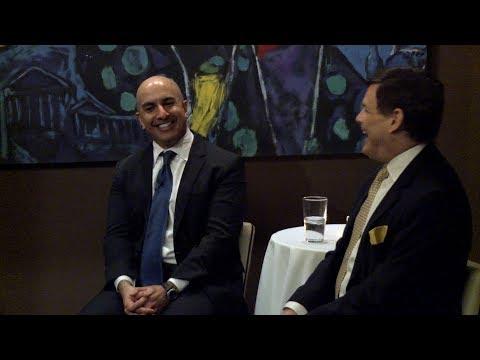 Neel Kashkari at Bloomberg Future Ready Business Executive Dinner
