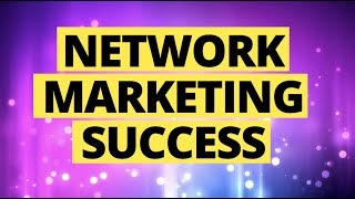 Network Marketing Success Affirmations ( LISTEN EVERY DAY FOR 21-DAYS!)