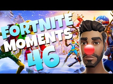 BEST NO-SCOPE IN FORTNITE HISTORY!? | Fortnite Daily Funny and WTF Moments Ep. 46
