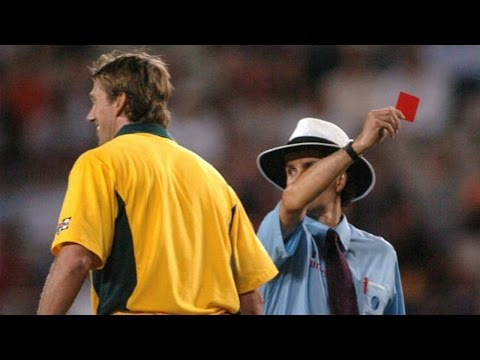 Shameful acts by Australian cricketers. Part 1