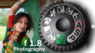 Photography | Aperture | Blur Image, (A) AV Mode, Focal Length | Tutorial (Hindi)
