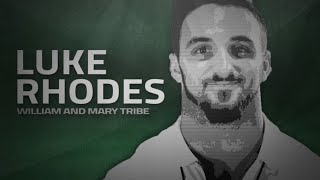 #CAAFB Game Day: Luke Rhodes - William & Mary