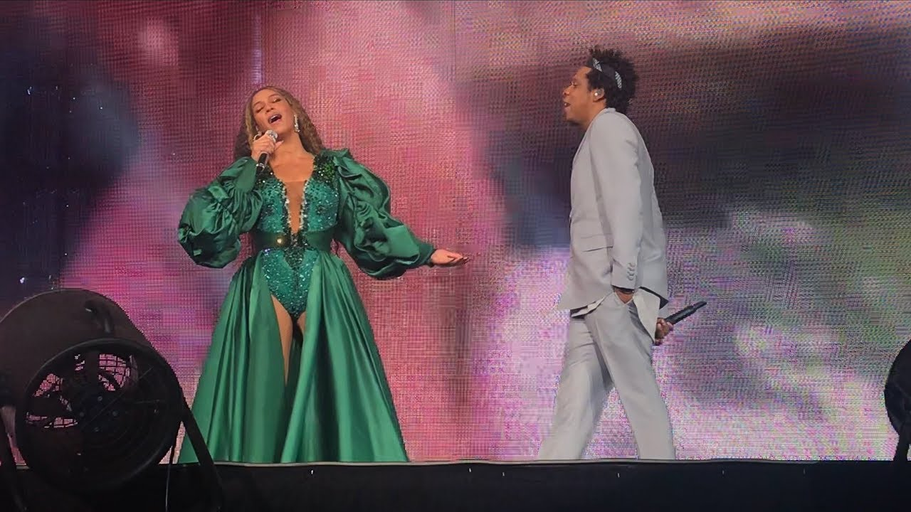 Beyoncé and Jay-Z - Forever Young Global Citizens Festival Johannesburg, SA 12/2/2018