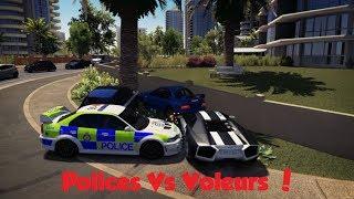 Forza Horizon 3 - POLICE VS VOLEURS !