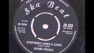 Norma Fraser Everybody Loves A Lover - Ska Beat