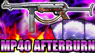 LEGENDARY MP40 AFTERBURN! - HUGE Advanced Supply Drop LIVE OPENING! (COD AW)