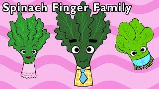 Spinach Finger Family and More | BABY FINGER WHERE ARE YOU | Baby Songs from Mother Goose Club!