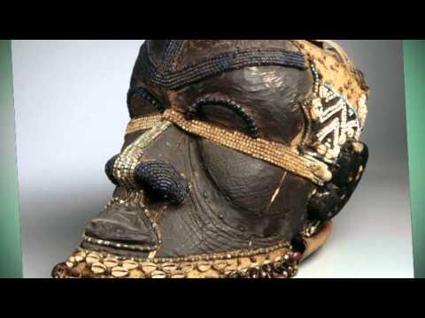 Ритуальные маски Африки
