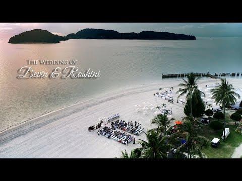 Best Destination Wedding of Devin & Roshini | Shutter Up Studio | Malaysia
