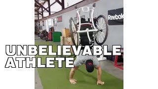 This Crossfit Athlete will not be held back. thumbnail