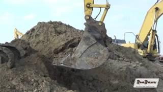 RoadBuilders Machinery & Supplies - TAB Construction - PC390LC Excavator
