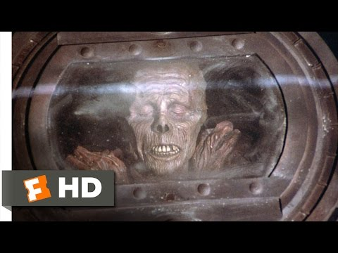 The Return of the Living Dead (3/10) Movie CLIP - Breaking the Seal (1985) HD
