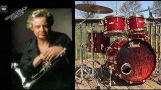 Chameleon   Maynard Ferguson Drum Cover by Jeff Wald on Pearl Masterworks Drums