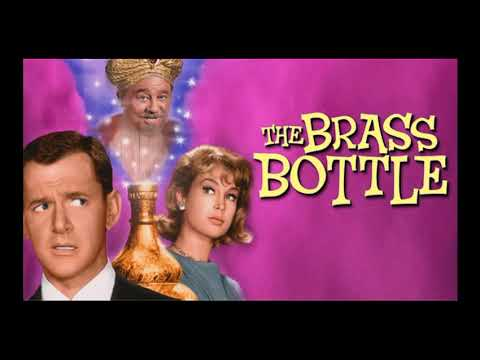 Download The Brass Bottle 1964 music by Bernard Green