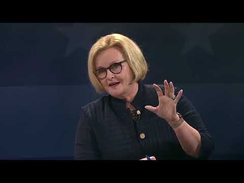 IMPACT: McCaskill Fumbles Questions about Veritas Videos in Missouri Debate