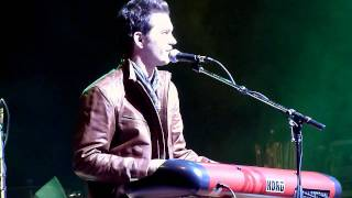 Andy Grammer - Miss Me - HOB Boston 9/23/11