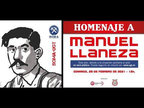 Homenaje a Manuel LLaneza