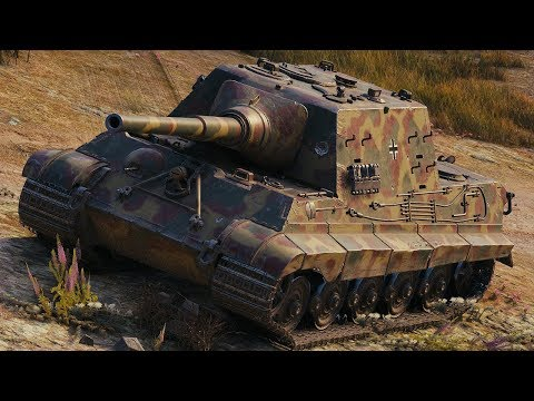 World of Tanks Jagdtiger - 7 Kills 10K Damage thumbnail