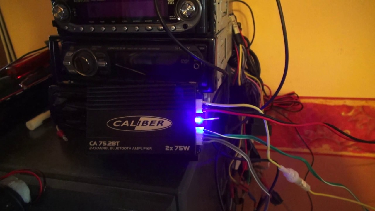 Caliber RMD 212 Kan/äle