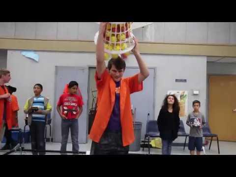 Summer Robotics Workshop 2017: Chaparral Elementary School