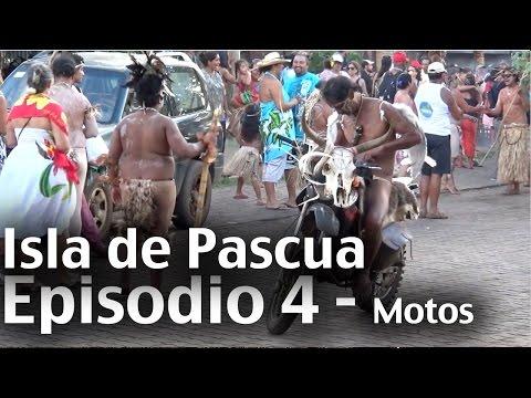 Motorcycle Touring - Easter Island - Isla de Pascua - Ep.4
