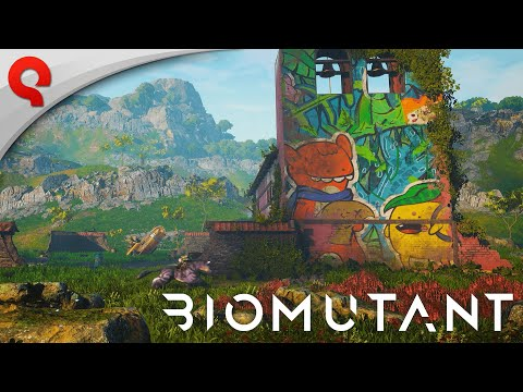 Biomutant – Release Trailer