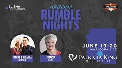 Night 635 | Fire & Glory Revival Power - AZ Rumble - Maricopa, AZ
