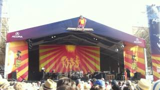 Tom Petty & The Heartbreakers - Lovers Touch - New Orleans JazzFest 2012!!