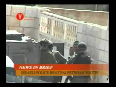 Israel soldiers beat Palestinian boy- Human Rights Watch