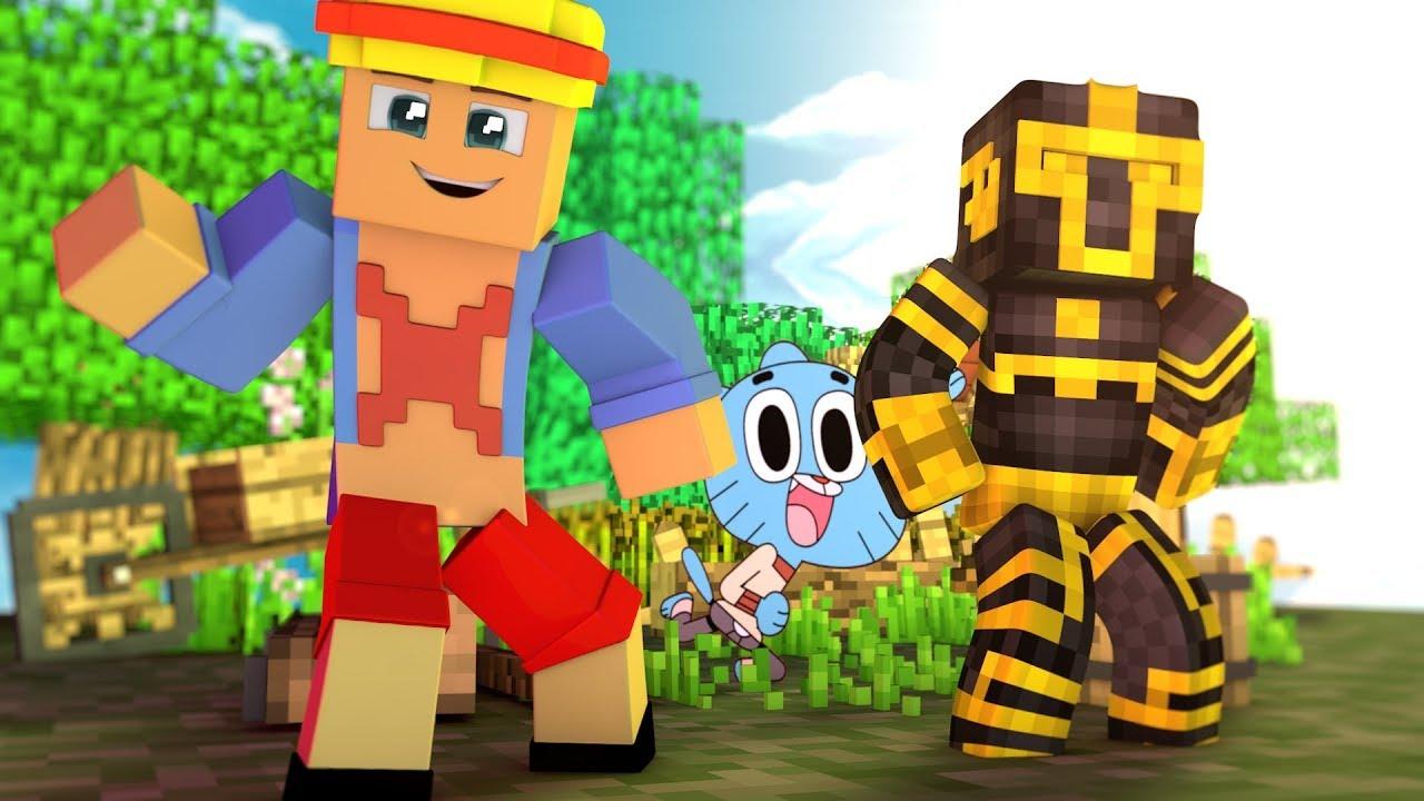 Dibujos Para De Minecraft Impri On Dibujos Para De: SI MINECRAFT FUERA DE DIBUJOS ANIMADOS