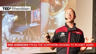 From the northern Sahara to planet Mars: Gernot Grömer at TEDxRheinMain