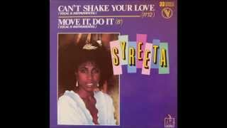 ♪ Syreeta - Can't Shake Your Love (inst) 1981